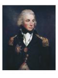 Horatio Nelson Poster by Lemuel Francis Abbott