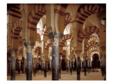 Great Mosque of Cordoba Premium Giclee Print