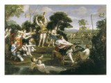Diana Hunting Giclee Print by Domenichino Domenico Zampieri
