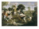 Diana Hunting Posters by Domenichino Domenico Zampieri