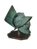 Bronze Gladiator's Helmet Poster