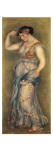 Dancing Girl with Castanets Giclee Print by Pierre-Auguste Renoir