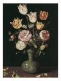 Still Life of Flowers Art by Jan Brueghel the Elder