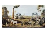 England (18th C) Prints