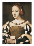Eleanor of Austria, Queen of Portugal and France, Sister of Charles V Prints