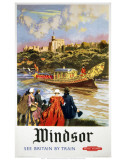 Windsor River Posters
