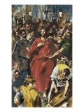 The Disrobing of Christ Prints by  El Greco