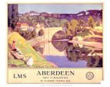 Aberdeen Brig O' Balgownie Prints