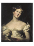 The Duchess of Sussex Premium Giclee Print by Thomas Lawrence