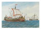 Navy Museum Print