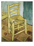 Van Gogh's Chair Plakater af Vincent van Gogh