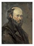 Self-Portrait Posters by Paul Cézanne