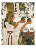 Tomb of Queen Nefertari Giclee Print
