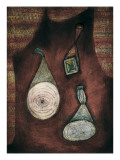 Omega 5 (Dummy) Posters by Paul Klee