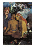 Primitive Tales Poster by Paul Gauguin