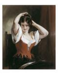 Dulcinea Del Toboso Posters by Charles Robert Leslie