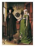 El matrimonio Arnolfini Pósters por  Jan van Eyck