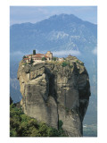 Monastery of the Holy Trinity (Hagia Triada) Giclee Print