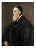 Self-Portrait Giclee Print by  Titian (Tiziano Vecelli)