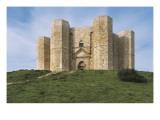 Castel Del Monte Poster