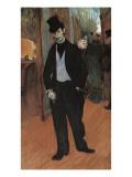 Gabriel Tapié De Céleyran Pósters por Henri de Toulouse-Lautrec