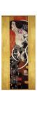 Salomé Affiche par Gustav Klimt