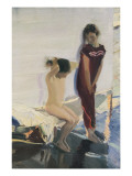 Before the Bath Giclee Print by Joaquín Sorolla y Bastida