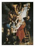 Descent from the Cross Kunstdruck von Peter Paul Rubens