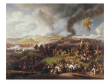 Battle of the Moskova Giclee Print by Louis Lejeune