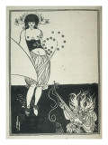 Salome Prints by Aubrey Beardsley