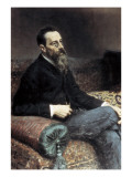 Portrait (1893) Giclee Print by Nikolai Rimsky