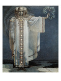 The Prophetess Libuse Giclee Print by Vitezlav Karel Masek
