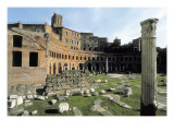 Forum of Trajan Art by  Apollodorus Of Damascus