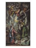 The Annunciation Prints by  El Greco