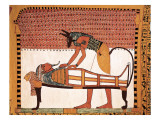 Tomb of Sennedjem Prints