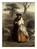The Bride of Lammermoor Giclee Print by William Powell Frith