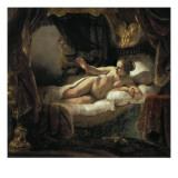 Danae Giclee Print by  Rembrandt van Rijn