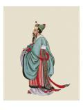 Confucius (551-479 BC) Umění