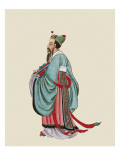 Confucius (551-479 BC) Poster