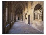 Monastery of Santes Creus Giclee Print