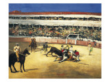 Bull Fight Giclee Print by &#201;douard Manet