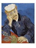 Dr. Gachet Giclee Print by Vincent van Gogh