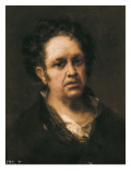 Self-Portrait Poster by Francisco de Goya