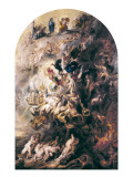 Small Last Judgement Poster von Peter Paul Rubens