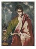 St Prints by  El Greco