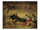 Tauromaquia Print by Francisco de Goya