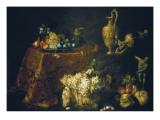 Still Life Giclee Print by Pieter Boel