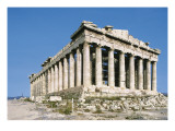 Parthenon Art