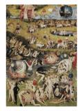 The Garden of Earthly Delights Kunst van Hieronymus Bosch