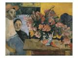 Te Tiare Farani Posters by Paul Gauguin